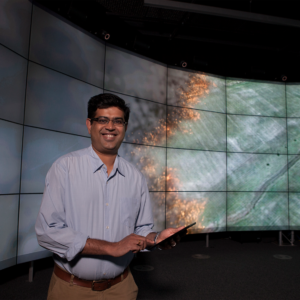 CSIRO's Data61 bushfire modelling technology